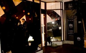 Dark Room Takeover COV - Entrance