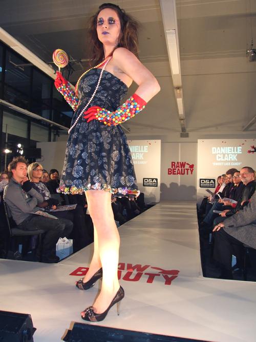 Raw Beauty D&A - Ashleigh Rolfe