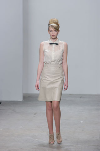 Juliette Hogan AW11 - The Morning After the Night Before - Winchey Zheng