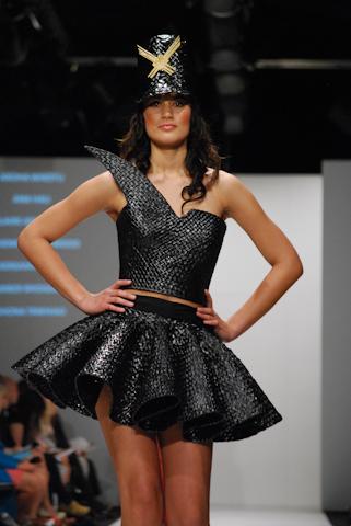 Shona Tawhiao - Miromoda NZ Fashion Week - Natasha Hing